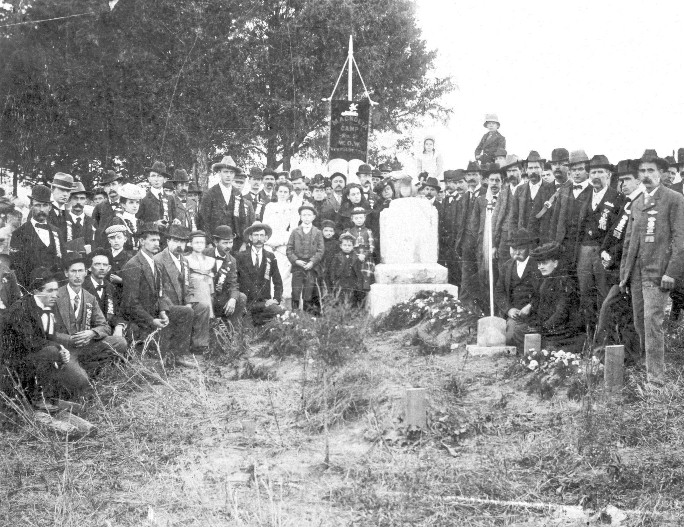 Simpson Hill Cemetery 1909