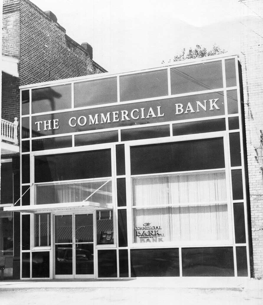 Commercial Bank 1960s