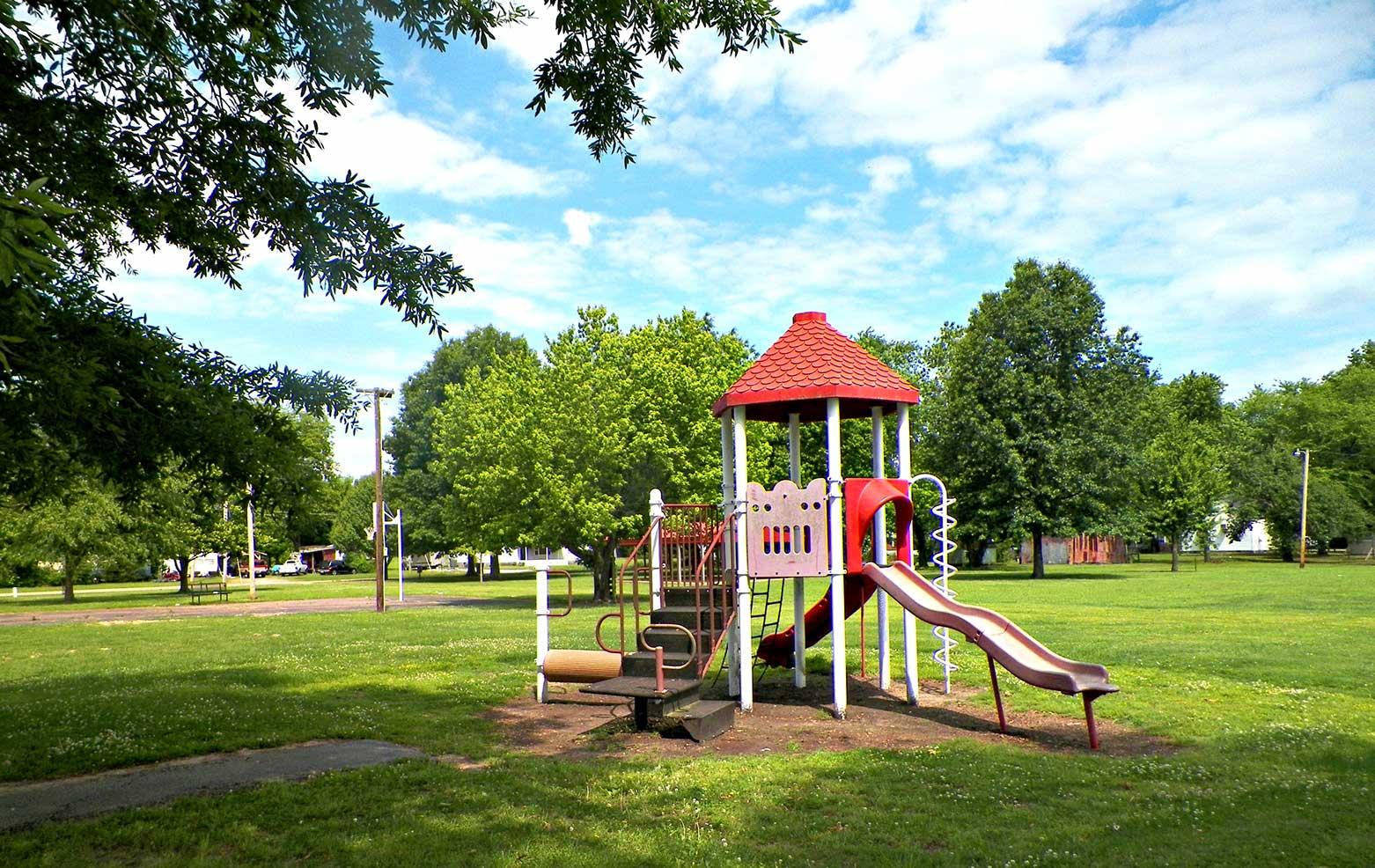 Indian Park - Playground