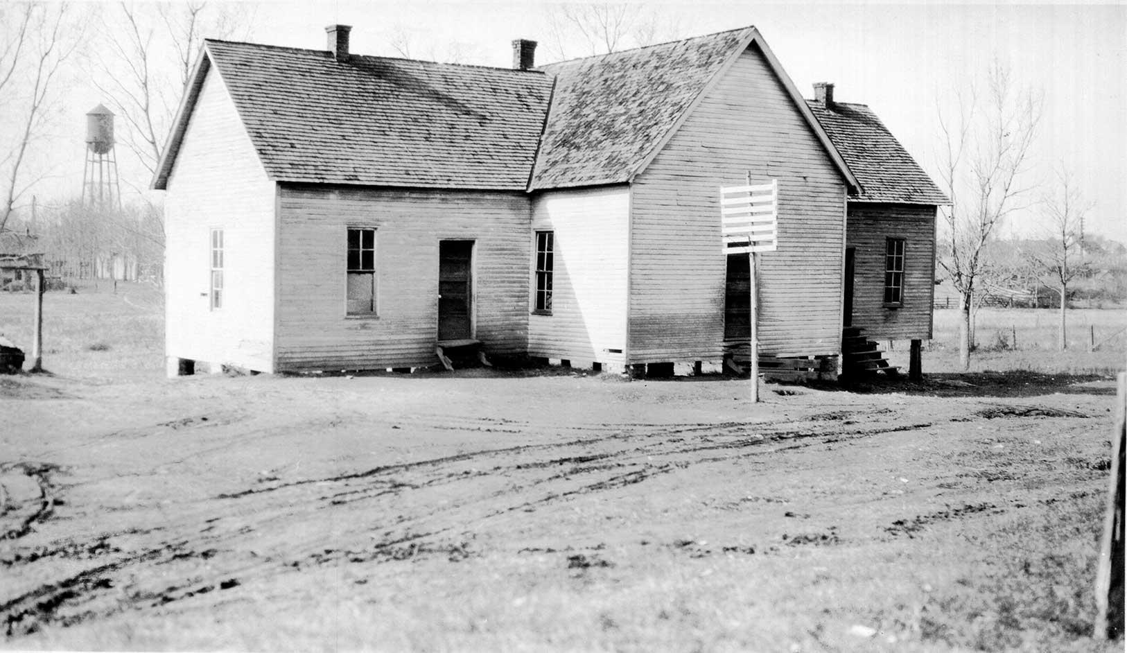 African American School 1927
