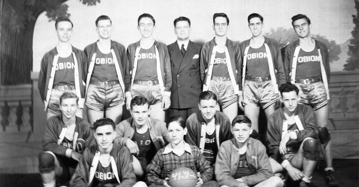 Obion High School Men's Basketball 1941-42