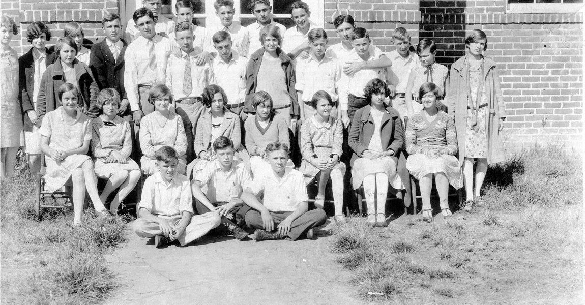 Obion School 1922
