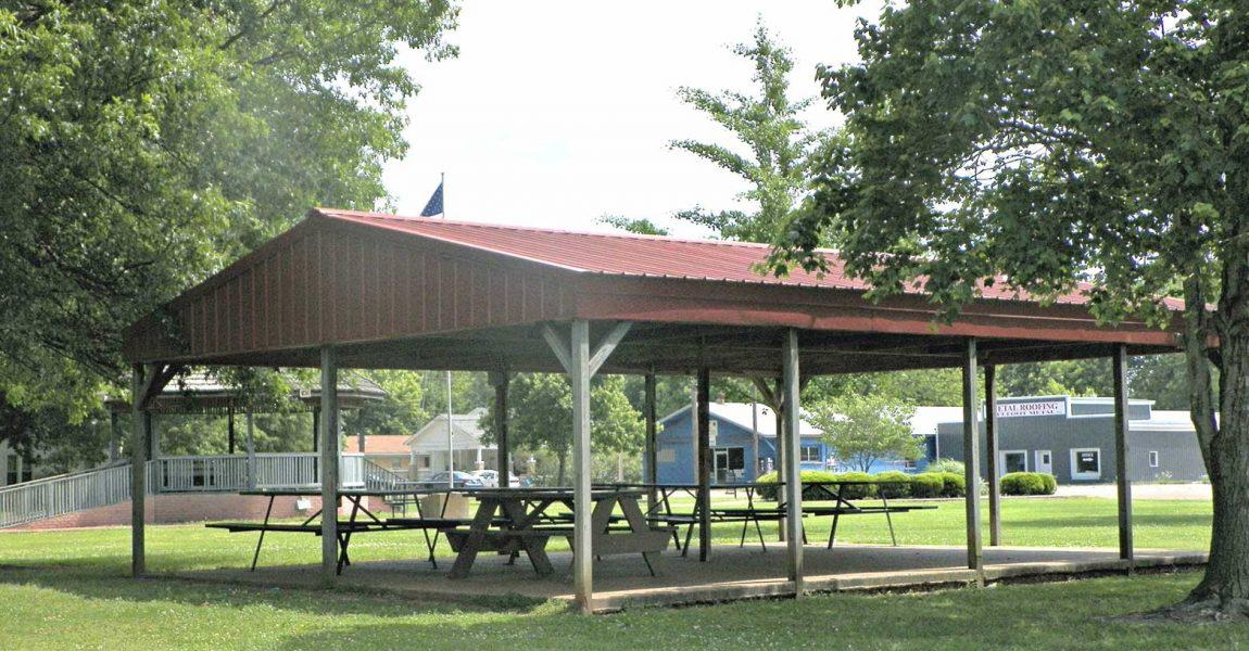 Indian Park – Pavilions