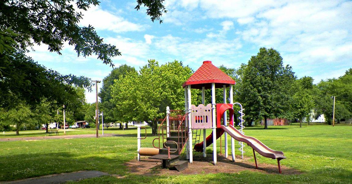 Indian Park – Playground