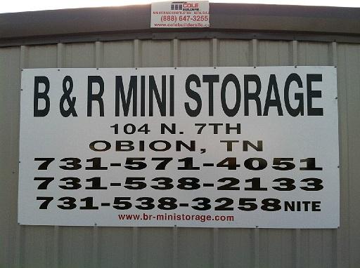B & R Mini Storage