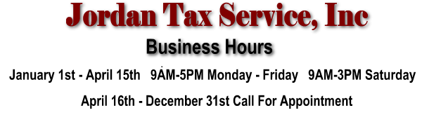Jordan Tax Service, Inc